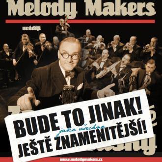 """Pátek 16. 12. v 19,30 hod. - """"Bude to jinak!"""", Ondřej Havelka a Melody Makers"""