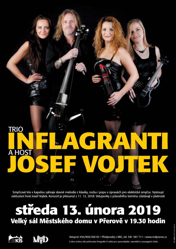 8e1329149a6 13.2.2019 19 30 Trio Inflagranti a host Josef Vojtek