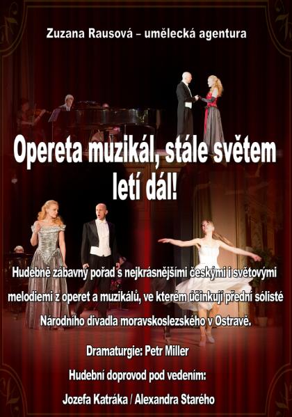 """16. 4. - čtvrtek v 19,30 hodin  """"Opereta, muzikál stále letí světem dál"""", obrázek se otevře v novém okně"""