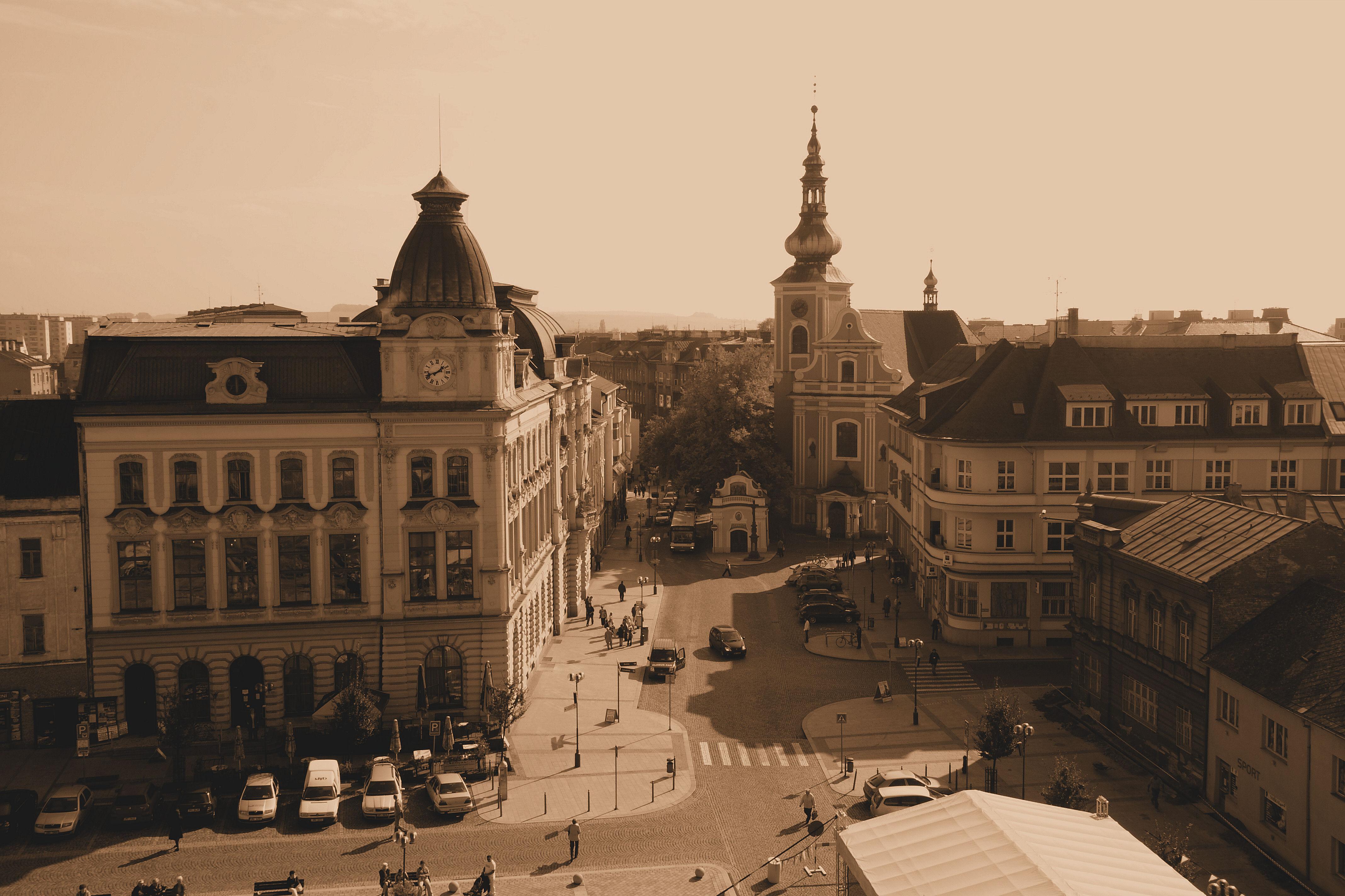 Městský dům Přerov, obrázek se otevře v novém okně